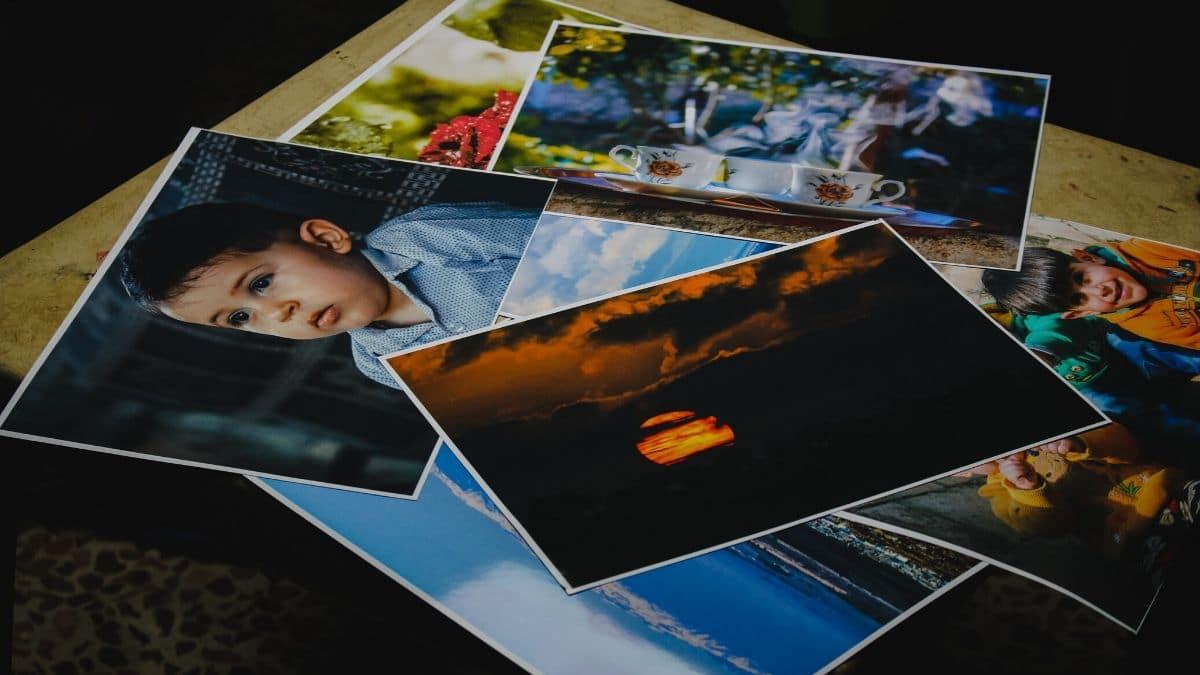 Dinámicas en grupo usando fotografías