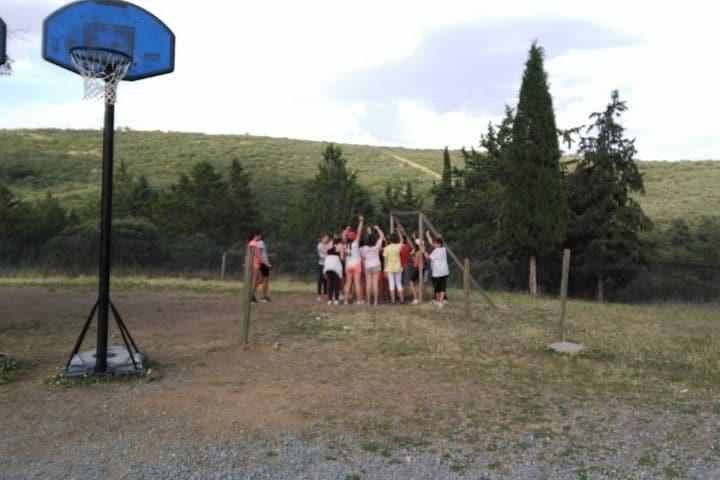Juegos para campamento infantil